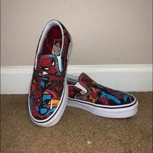 Limited Edition Spider-Man Vans